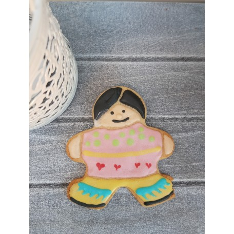 Galleta Muñeco
